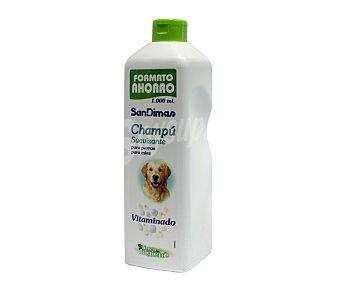 San Dimas Champú suavizante para perros vitaminado prosandimas 1 l