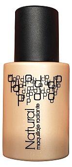 Deliplus Maquillaje fluido natural extra hidratante y antioxidante Nº 02 Tubo de 30 cc