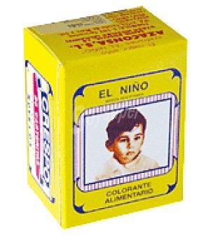 El Niño Condimento caja 30 g