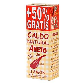 Aneto Caldo natural de jamón Envase 1,5 lt