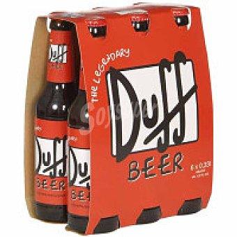 Buff Cerveza Simpson Pack 6x33 cl