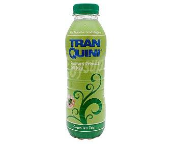 Tranquini Bebida de té verde natural green twist 500 ml