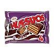Huesitos original Pack 4x20 g ( 80 g) Valor