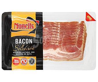 Monells Bacon s/p lonchas sin lactosa 5MS 140 gr