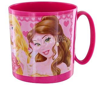 Disney Taza apta para microondas y lavavajillas con diseño de Princesas Disney, 36 centilitros 1 Unidad