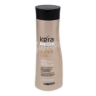 Les Cosmétiques Champú cabello rebelde -kera Science 400 ml 400 ml