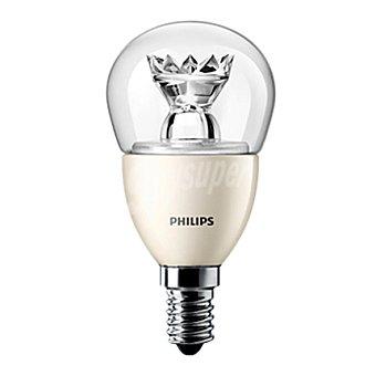 Philips Bombilla esferia led 40W E14 cálida 1 ud