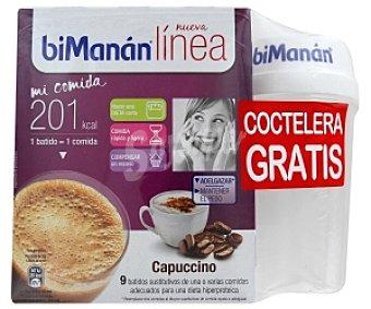 Bimanan Linea Batido de Capuccino 270 Gramos