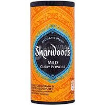 Sharwood's Curry en polvo mild suave Frasco 113 g