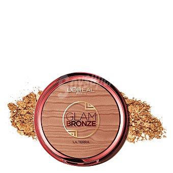 L'Oréal Paris Polvos compactos bronceador glam bronze 02 1 ud