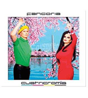 Cuatricomia 4CD(Fangoria)