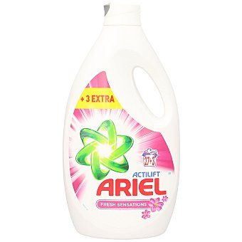 Ariel Sensaciones Detergente Líquido para Lavadora 27 Lavados - 1950 ml