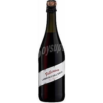 PELLERANO Lambrusco dell'emilia vino tinto Italia Botella 75 cl