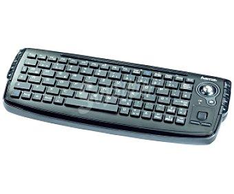 HAMA F2053815 Teclado Keyboard Multimedia Wireless Tipo de transmisión: Radio, receptor USB