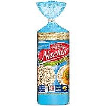 Nackis Tortitas de arroz sin sal Paquete 130 g