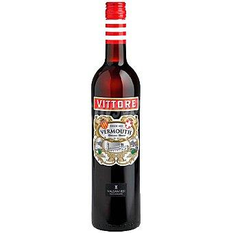 VITTORE vermouth rojo botella 75 cl