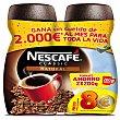 Cafe soluble natural frasco 2 x 200 gr Nescafé