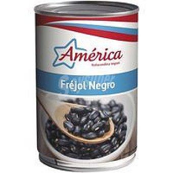 America Frejol negro Paquete 500 g