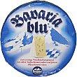 Queso azul Bavaria peso aproximado pieza 1 kg 1 kg Bergader