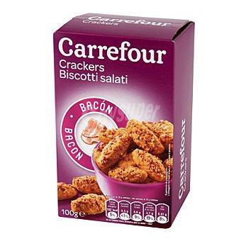 Carrefour Galletas saladas con sabor a finas hierbas 100 g