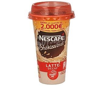 Nescafé Café Latte Shakissimo Descafeinado 190 ml