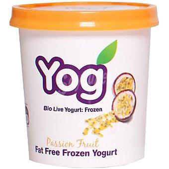 YOG Yogur helado de frutas de pasión Tarrina 172 ml