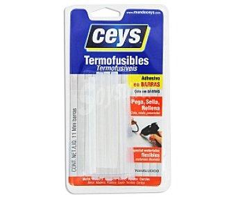 Ceys Termofusibles, cola en barras 11 Barritas