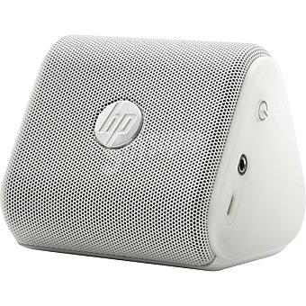 HP Altavoz Inalámbrico Roar en color blanco 1 unidad