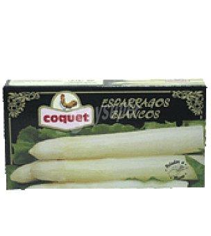 Coquet Esparrago blanco extra coquet 8/12 frutos 125 g