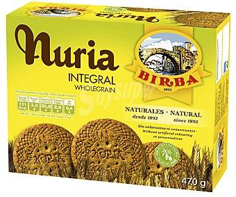 Birba Galletas Nuria integral 500 gramos