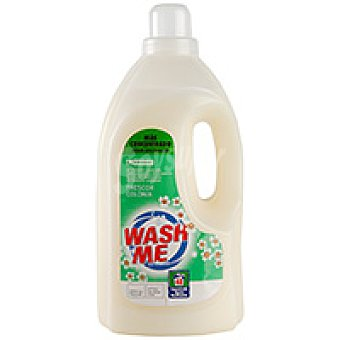 Eroski Detergente líquido colonia Garrafa 40 dosis