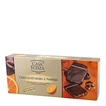 Casa Eceiza Galletas de chocolate negro - naranja 100 g