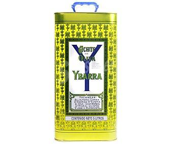 Ybarra Aceite de oliva suave 0,4º Lata de 5 litros
