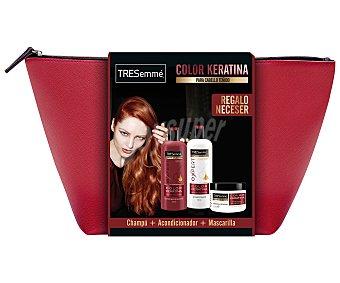 TRESEMME Color Keratina Estuche capilar con keratina, especial para cabellos teñidos Color keratina.