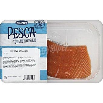 Freskibo Suprema de salmón Bandeja 200 g