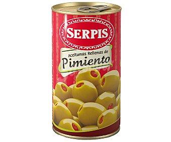 Serpis Aceitunas Rellenas de Pimiento 150 g
