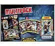 Multipack - 5 sobres + 1 carta especial. topps  LEGO Star Wars