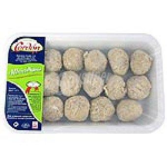 Cordon Albóndigas de pechuga de pollo Envase 350 g