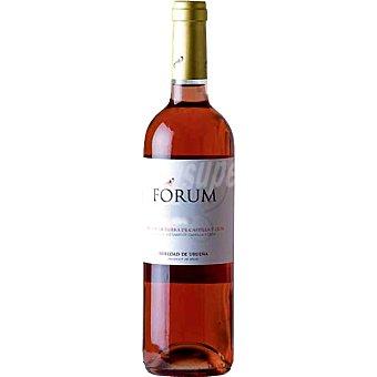 FORUM Vino rosado de Castilla y León Botella 75 cl