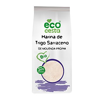 Ecocesta Harina de trigo sarraceno bio 500 g