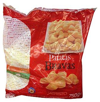 Agristo Patatas congeladas bravas Paquete 750 g