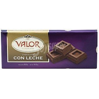 Valor Chocolate con leche Tableta 300 g
