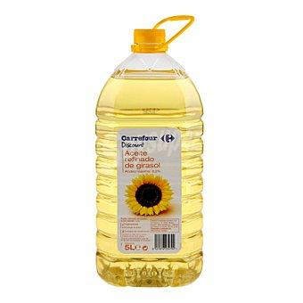 Carrefour Discount Aceite girasol Garrafa de 5 l