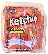 Ketchup monodosis 12 x 20 g Hacendado