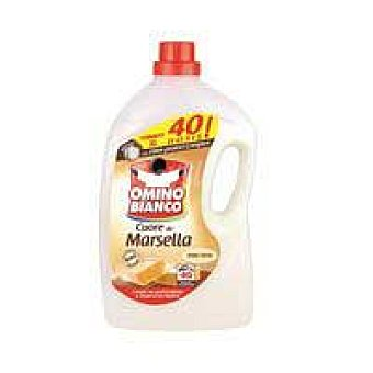 Omino Bianco Detergente líquido marsella 40 dosis