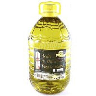 Casa Del Aceite Aceite de oliva virgen ext. La Garrafa 5 litro