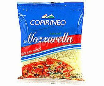 Copirineo Queso Rallado Mozzarella 200 Gramos