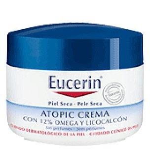 Eucerin Crema intensiva para pieles atópicas. 75 ml