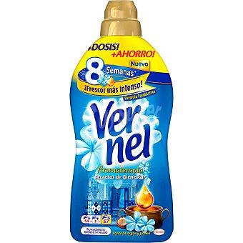Vernel Suavizante concentrado higiene-pureza Garrafa 54 dosis