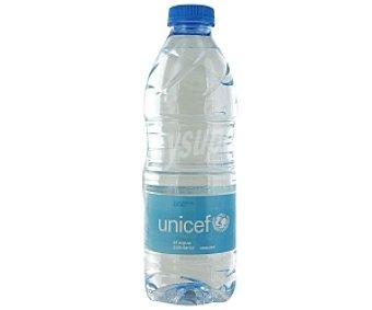 UNICEF Agua mineral Botella 0,5 Litros